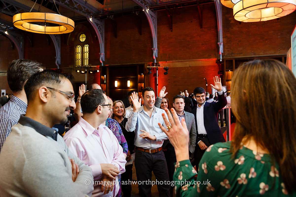 Business conference in London Hotel St Pancras Renaissance